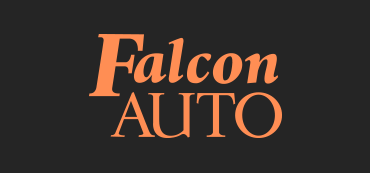 Orange Falcon Automobiles logo